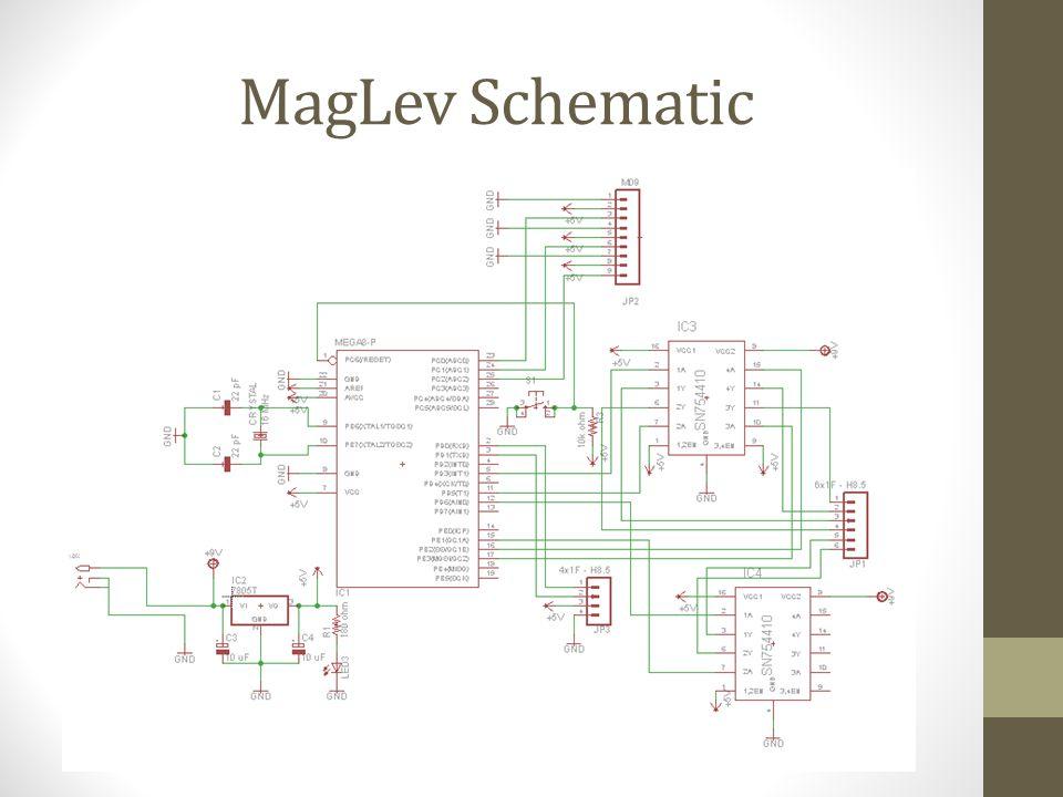 MagLev Schematic