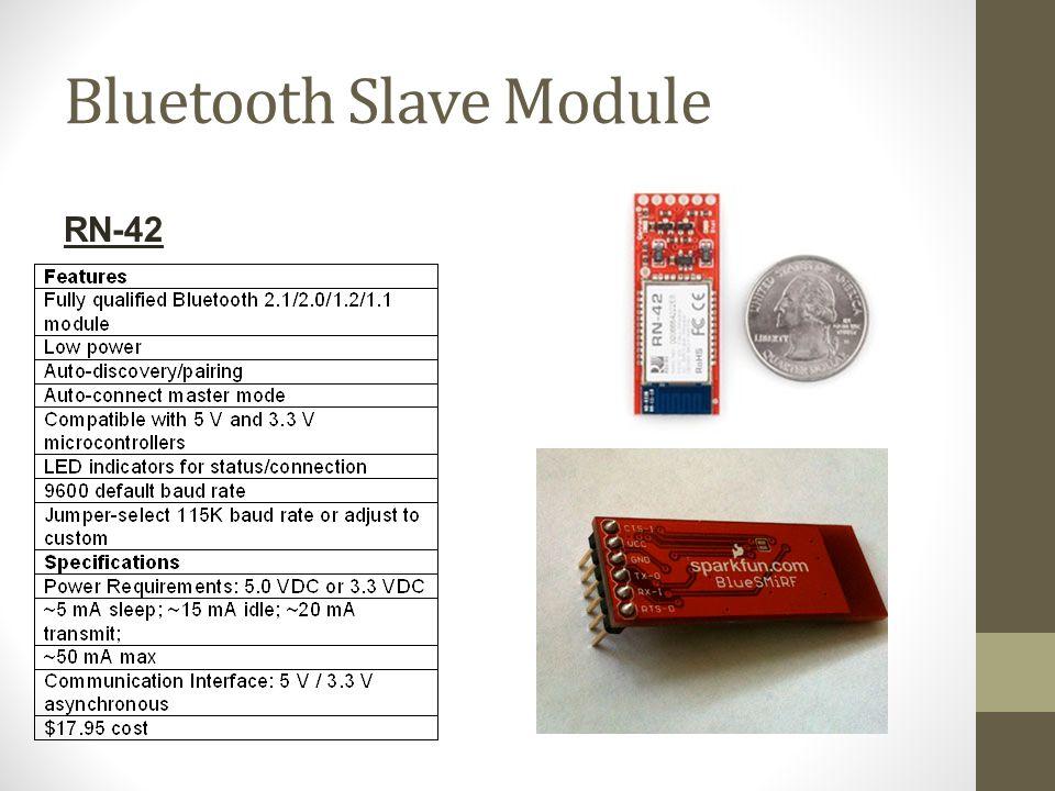 Bluetooth Slave Module RN-42