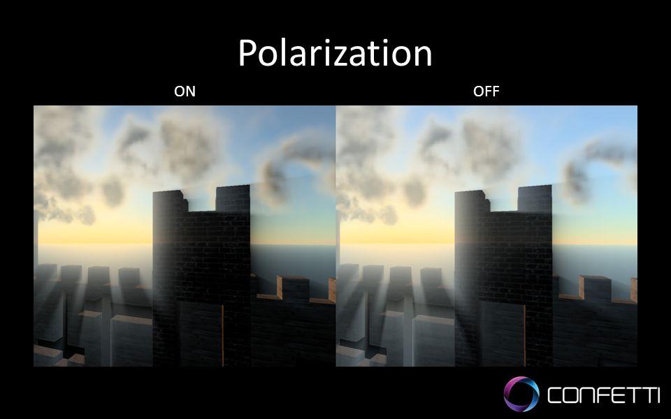Polarization ONOFF