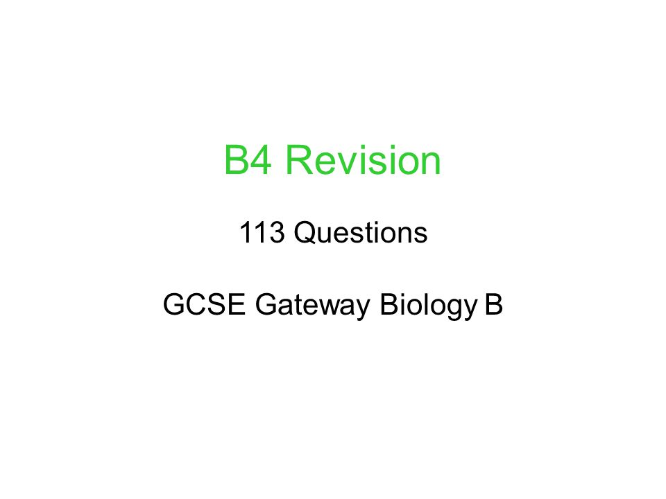 Question 13 Explain an advantage of biological control No harmful chemicals used