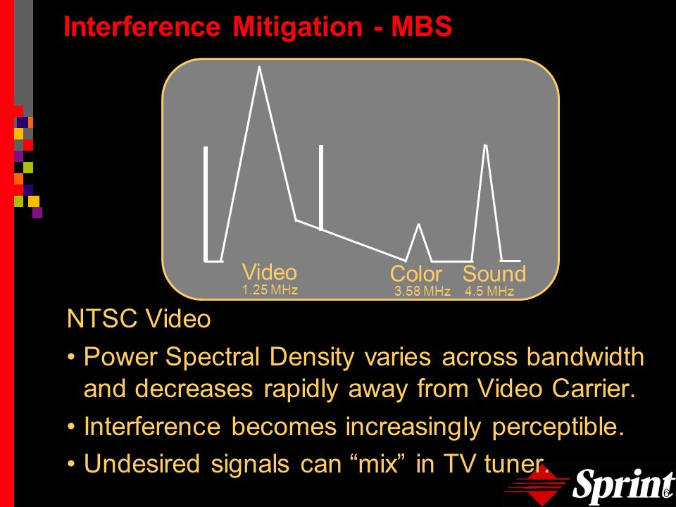17 Conclusions High Power, High Site systems can co- exist with Low Site Cellular Architecture with: The Coalition's Band Plan; Properly Engineered MBS Downconverters; Proposed protection from Out of Band Emissions.