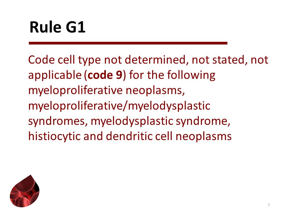 Rule G9 Note 1 Record NK-cell even though it is not mentioned as a specific phenotype in the pathology or other test report(s).