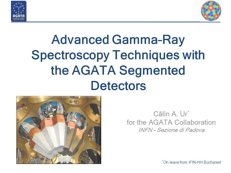 Principles of Compton Imaging 3201/02/2010ELI NP Workshop Bucharest  [deg]