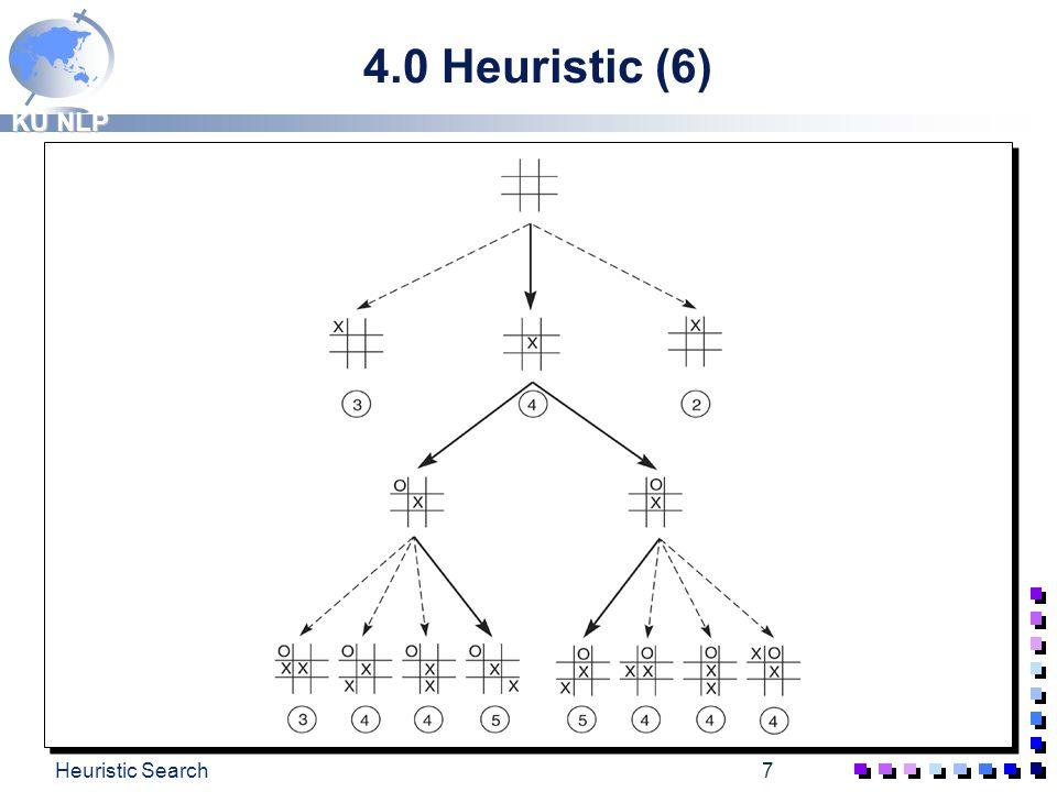 KU NLP Heuristic Search6 4.0 Heuristic (5)