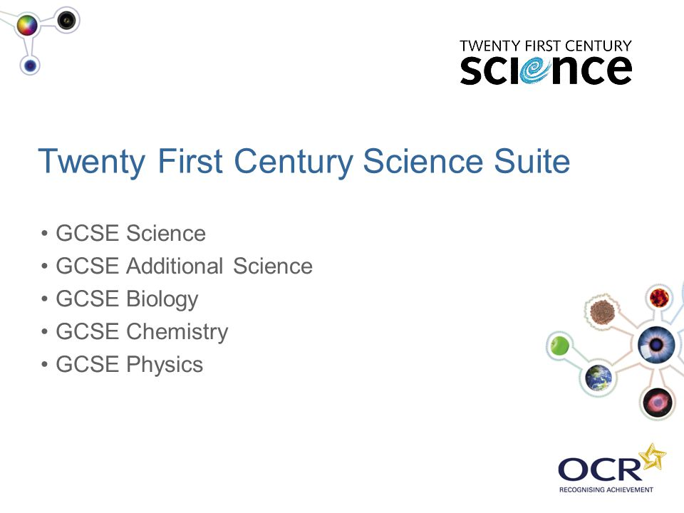 OCR GCSE Additional Science C3 Coursework Mark Scheme?