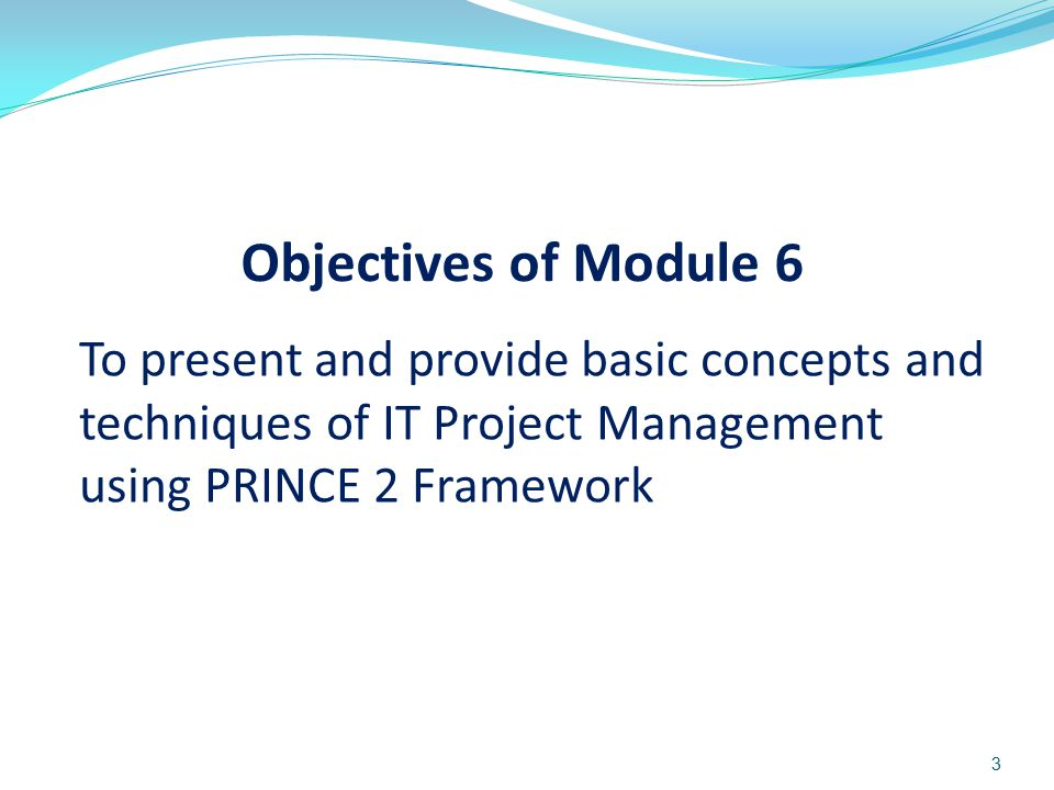 IT Project Management Prince 2 Process Model 4 Pre Project Initiation Stage Subsequent Stages Final Stage Directing a Project P3 Start Up P1 Managing a Stage Boundary P6 Directing Managing a Stage Boundary P6 Closing a Project P7 Initiating a Project P2 Controlling a Stage P4 Managing Delivering Manage Product Delivery P 5