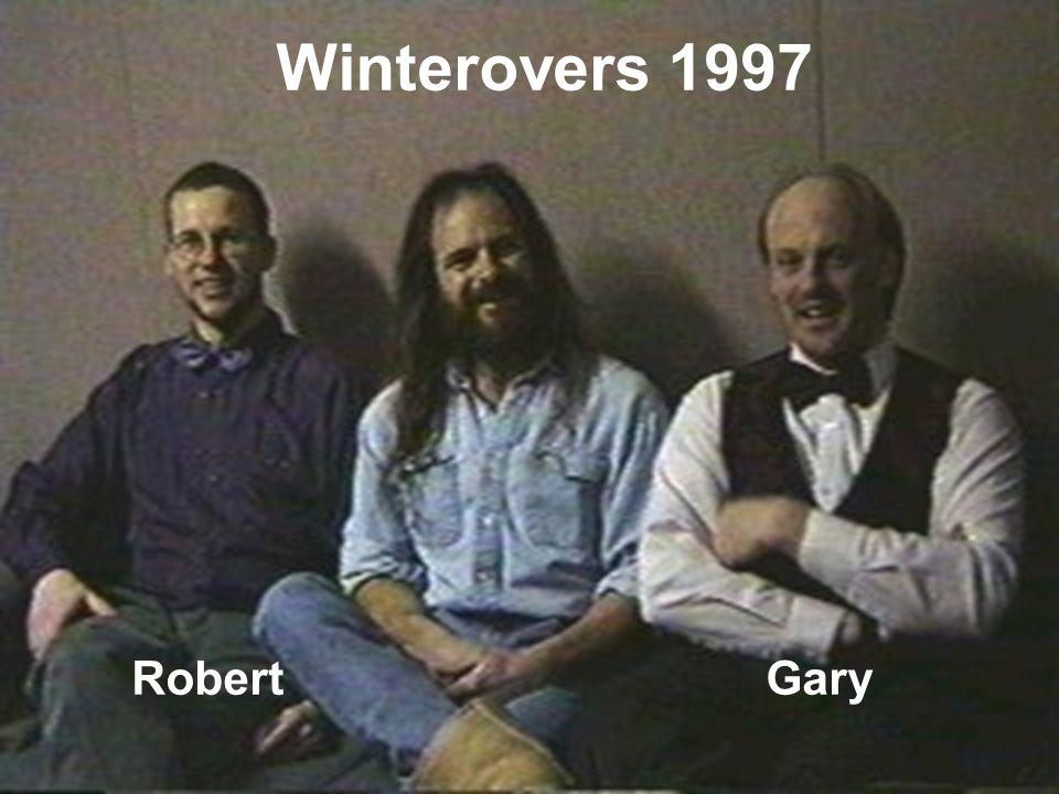 Winterovers 1997 Robert Gary
