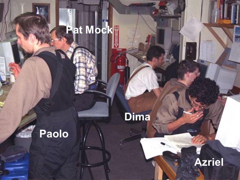 Paolo Pat Mock Dima Azriel