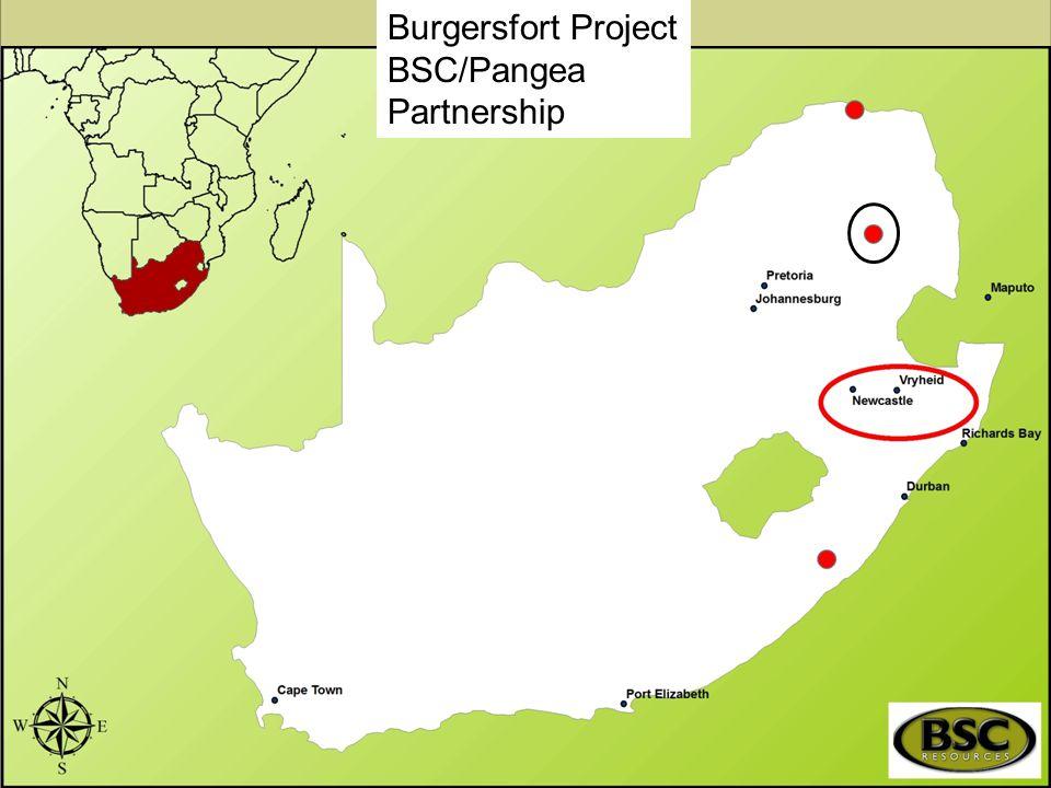 Burgersfort Project BSC/Pangea Partnership