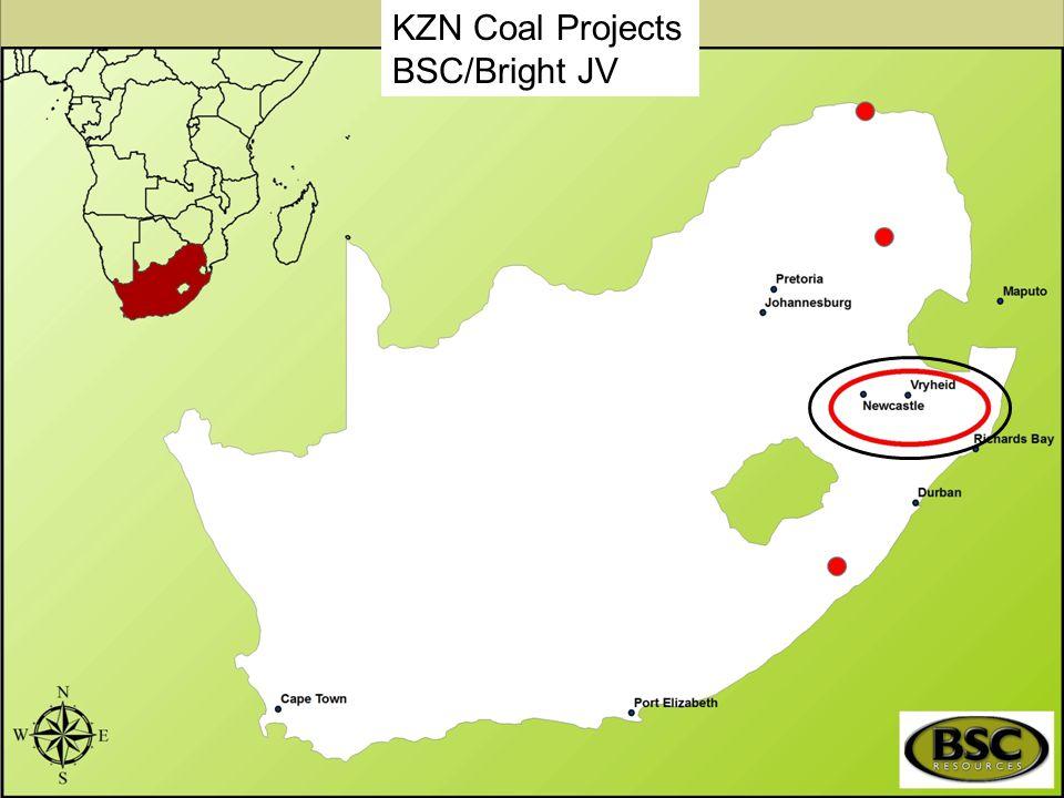 KZN Coal Projects BSC/Bright JV