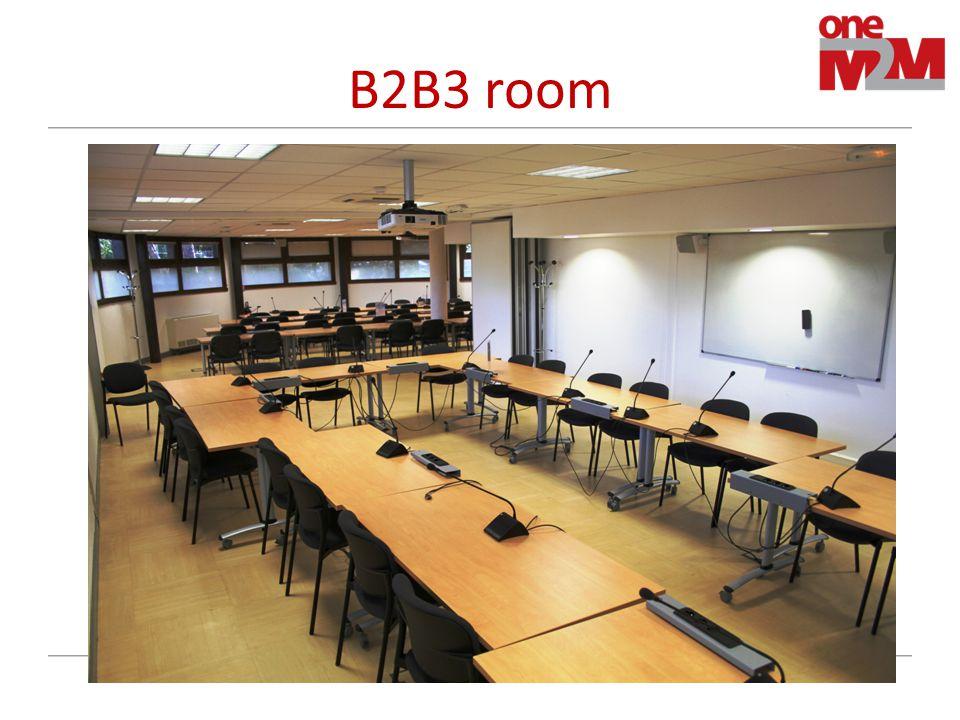B2B3 room