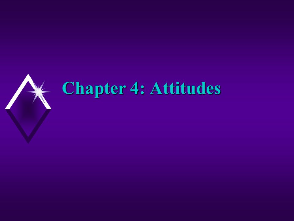 How Do Attitudes Influence Behavior.