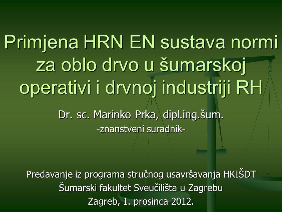 HRN EN 844-1:1999HRN EN 844-1:1999 Oblo i piljeno drvo -- Nazivlje -- 1.