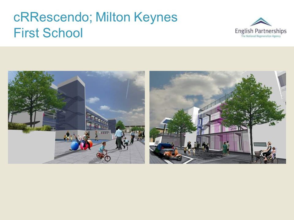 cRRescendo; Milton Keynes First School
