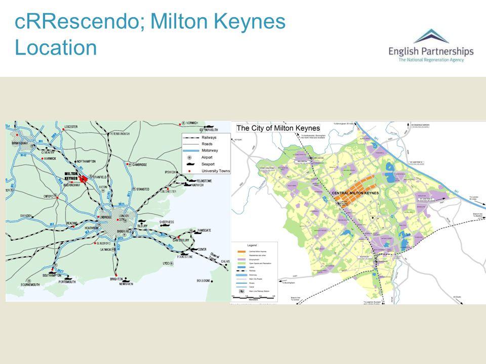 cRRescendo; Milton Keynes Location
