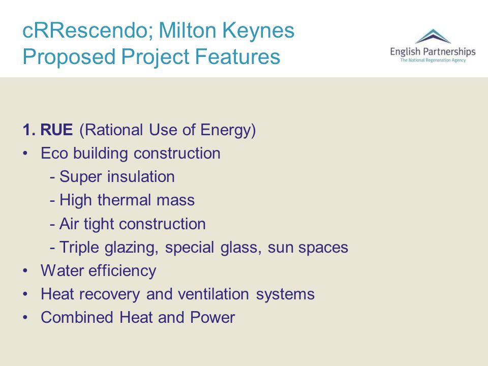 cRRescendo; Milton Keynes Proposed Project Features 2.