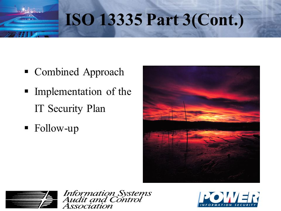 16 IT Security Objectives, Strategy Options  IT Security Objectives, Strategy and Policies  Corporate IT Security Policy