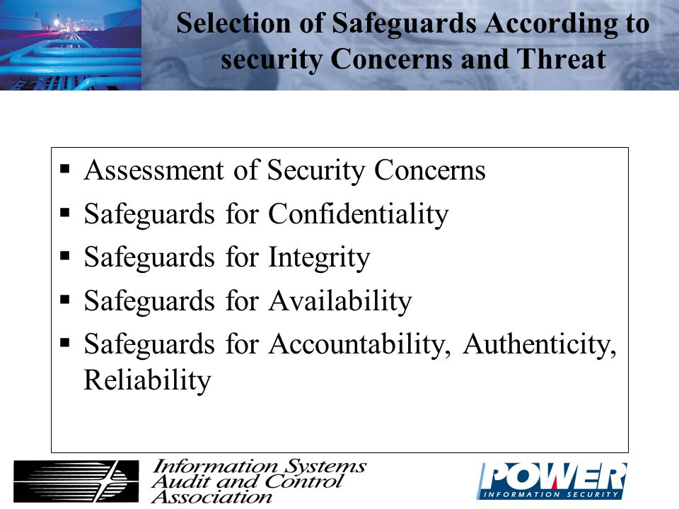 27 Selection of Safeguards According to Detailed Assessment  Relation Between Part 3 and Part 4 of this Technical Report  Principles of Selection