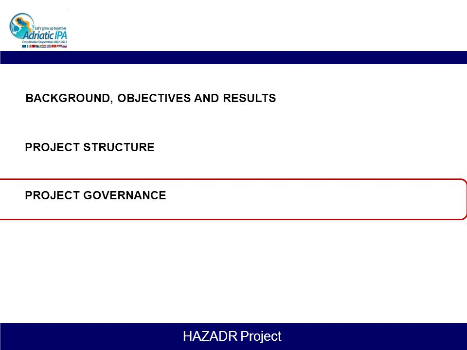 HAZADR Project 5ESTABLISHING A TRAINING AND RESEARCH CENTRE TO COMBAT MARINE POLLUTION BY OIL, NOXIOUS AND HAZARDOUS SUBSTANCES 5.4Training results an