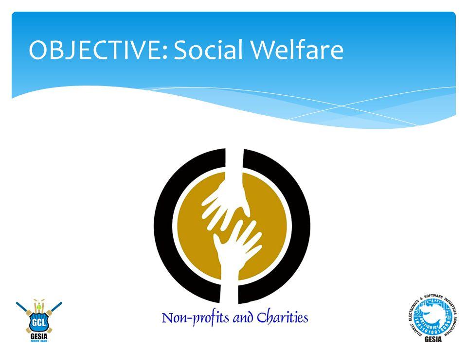OBJECTIVE: Social Welfare