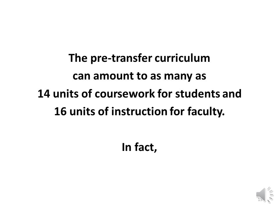 This poses a significant challenge to the mathematics department and the college. 14