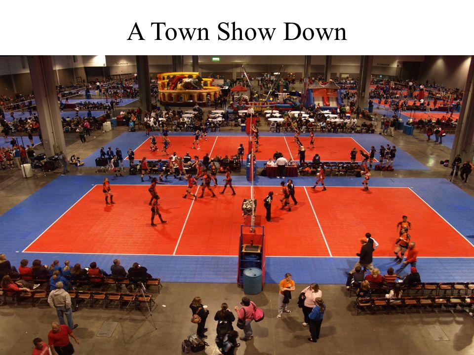 A Town Show Down