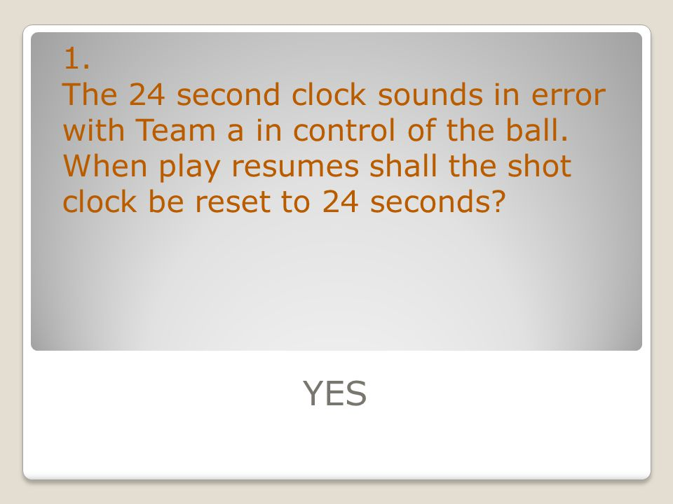 17.A4 commits a 3-second violation after which B4 commits an unsportsmanlike foul.