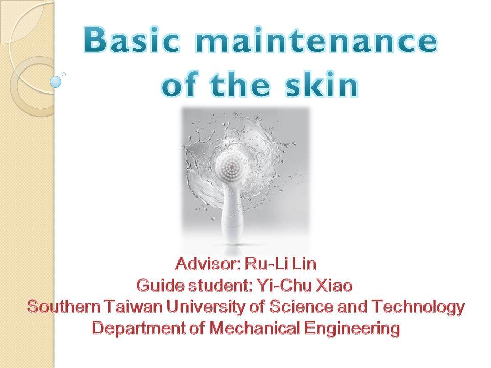 Advisor: Li Lin Ju Guide students: Xiao Yi chu