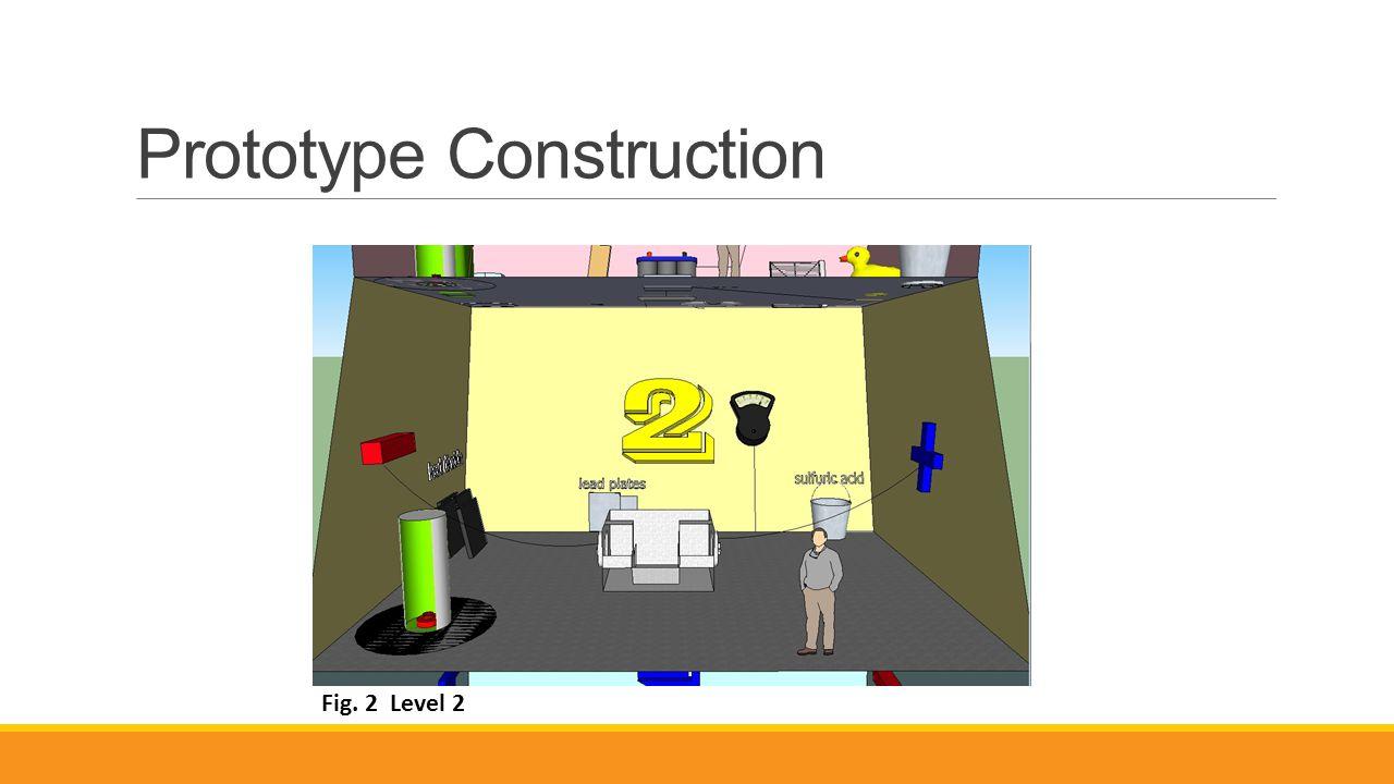 Prototype Construction Fig. 2 Level 2