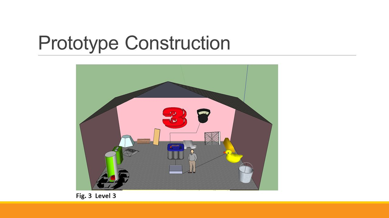 Prototype Construction Fig. 3 Level 3