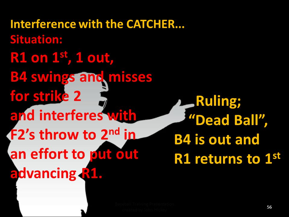 Excuse me, Mr.Umpire, Sir, May I have a word with you.