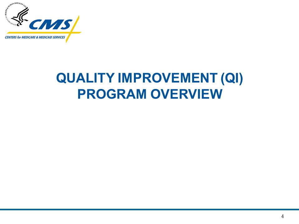 5 Quality Improvement (QI) Program 42 Code of Federal Regulations (CFR) § 422.152 Applies to all MAOs, including SNPs Seven components of the QI Program Serves to integrate and coordinate all of the assessment tools and reporting requirements