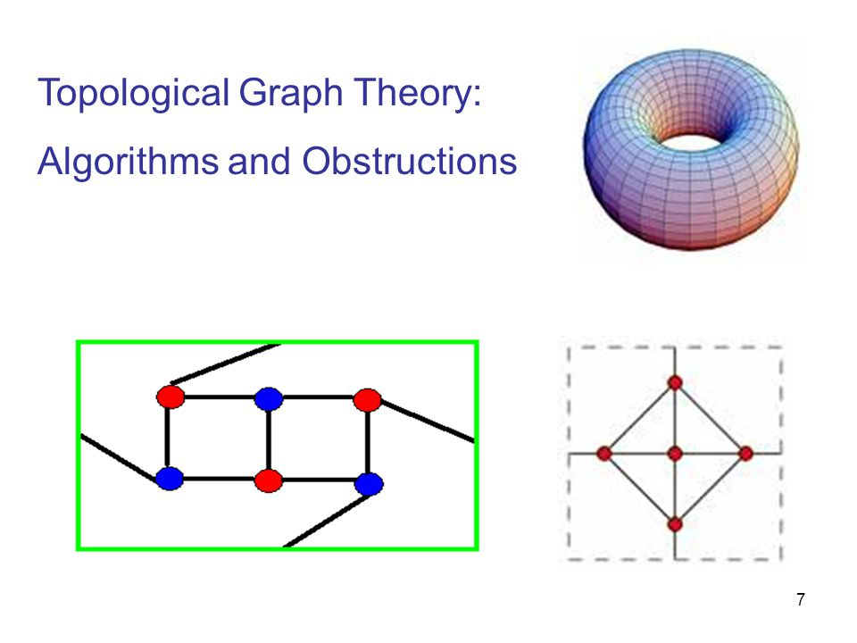 7 Topological Graph Theory: Algorithms and Obstructions