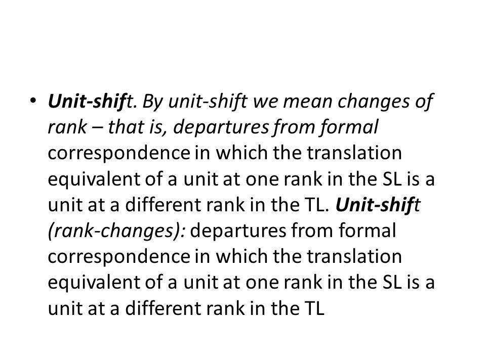 Unit-shift.