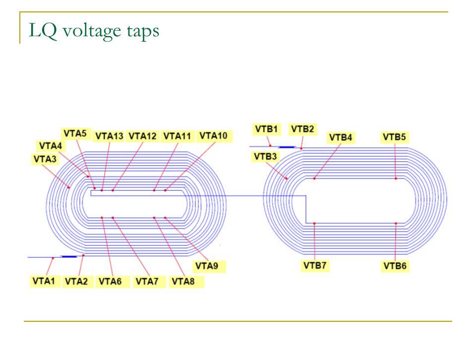 LQ voltage taps