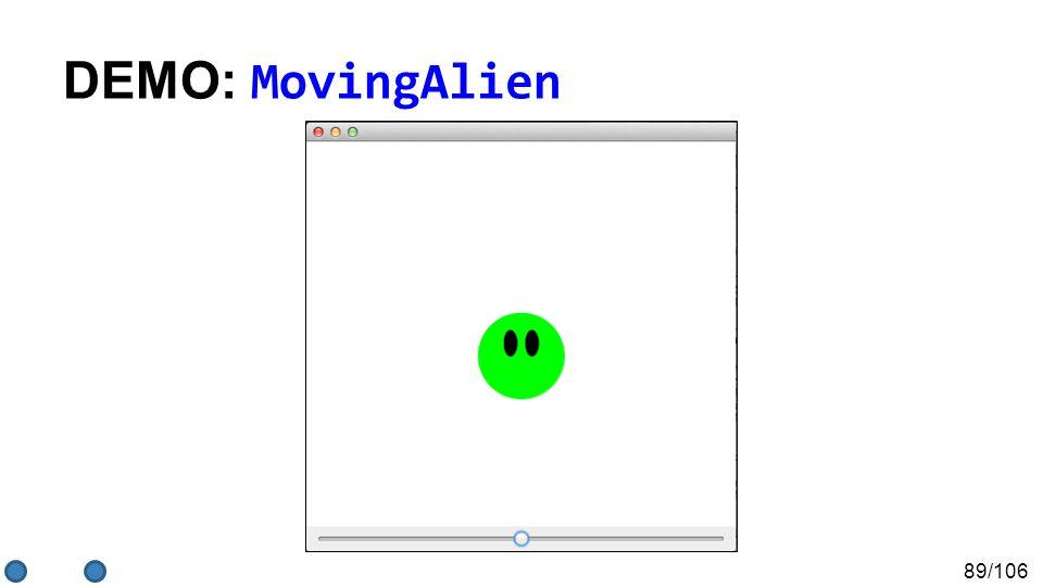 89/106 DEMO: MovingAlien