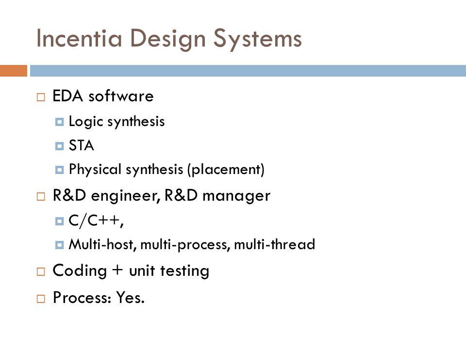 Suggestions  Technical basics  Algorithm, data structure, design pattern, database, network  Language is not the key.