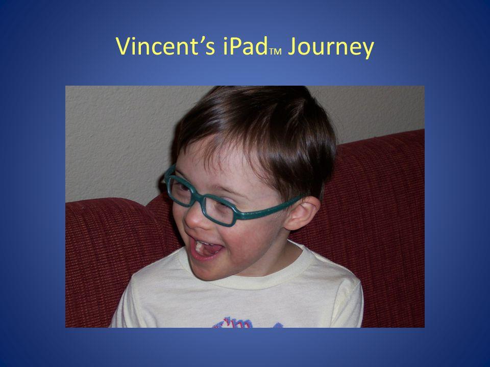 Why the iPad.