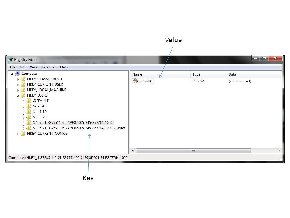 Key Value