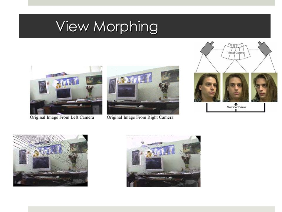 View Morphing
