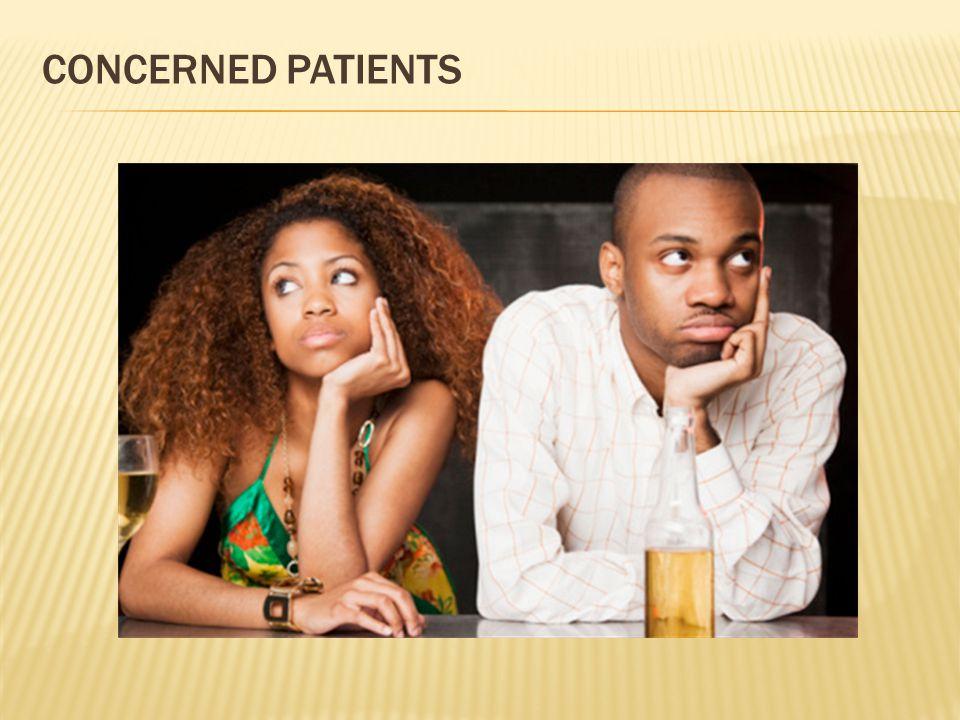 CONCERNED PATIENTS
