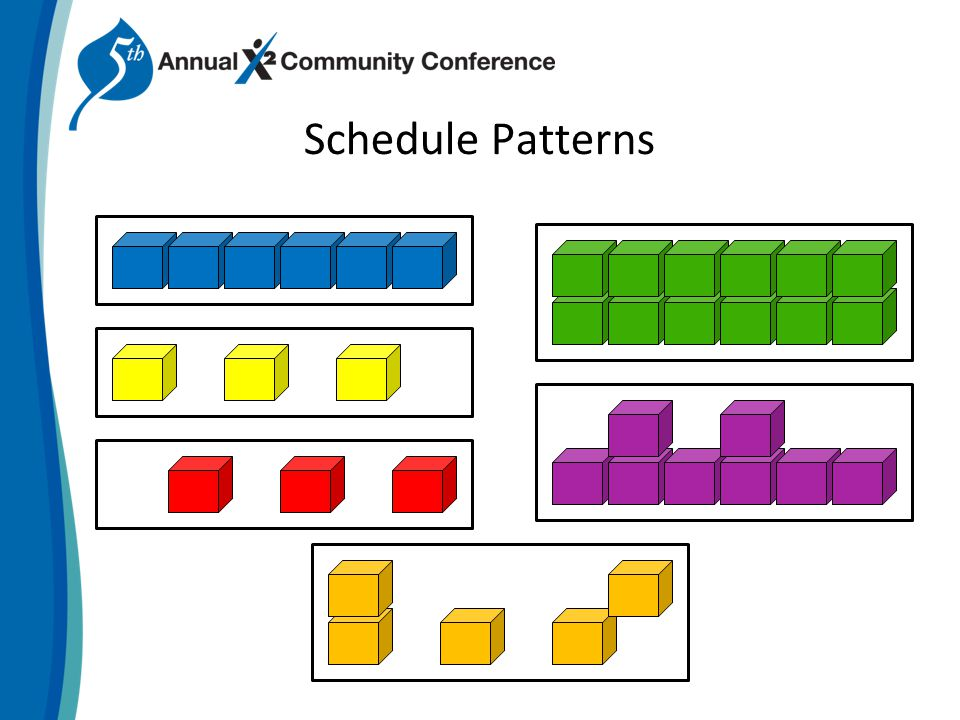 Schedule Patterns