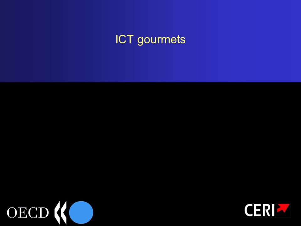 ICT gourmets