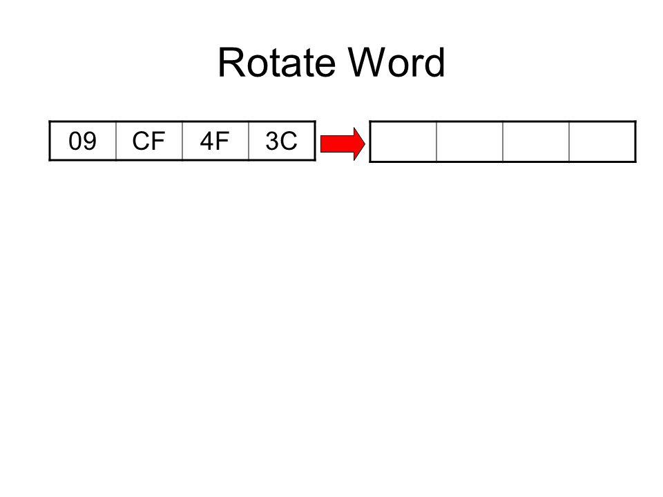 Rotate Word 09CF4F3C