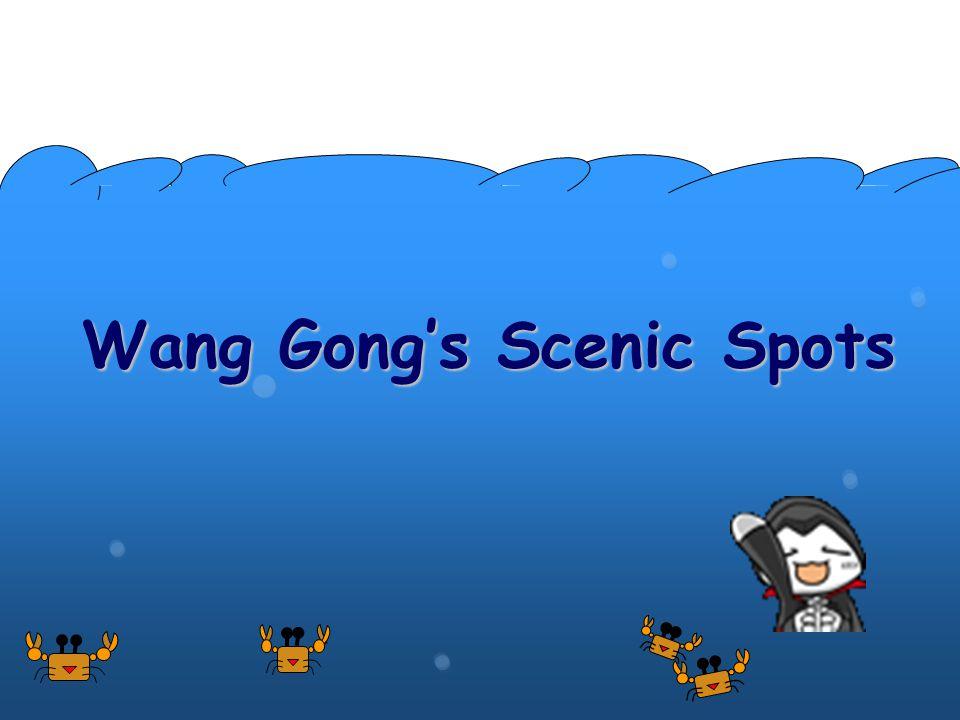 Wang Gong's Scenic Spots