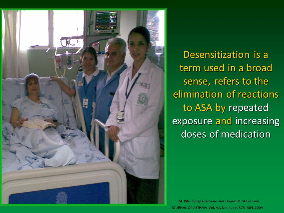 M. Pilar Berges-Gimeno and Donald D. Stevenson JOURNAL OF ASTHMA Vol.