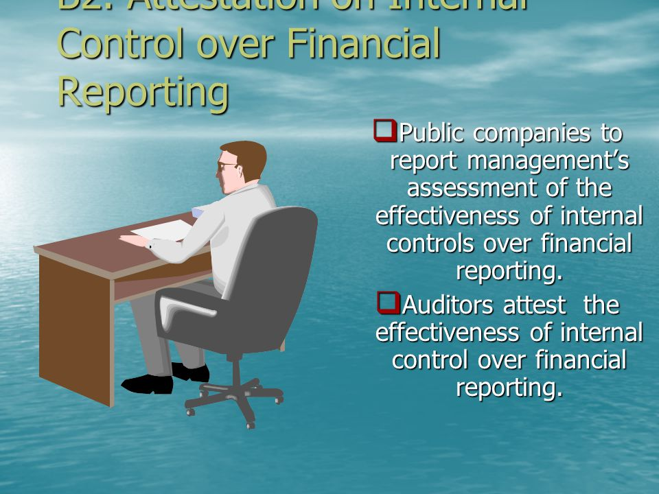 B1. Audits of Historical Financial Statements  An audit of historical financial statements is a form of attestation in which the auditor issues a wri
