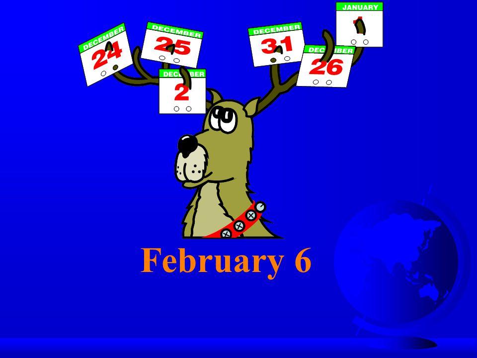February 6