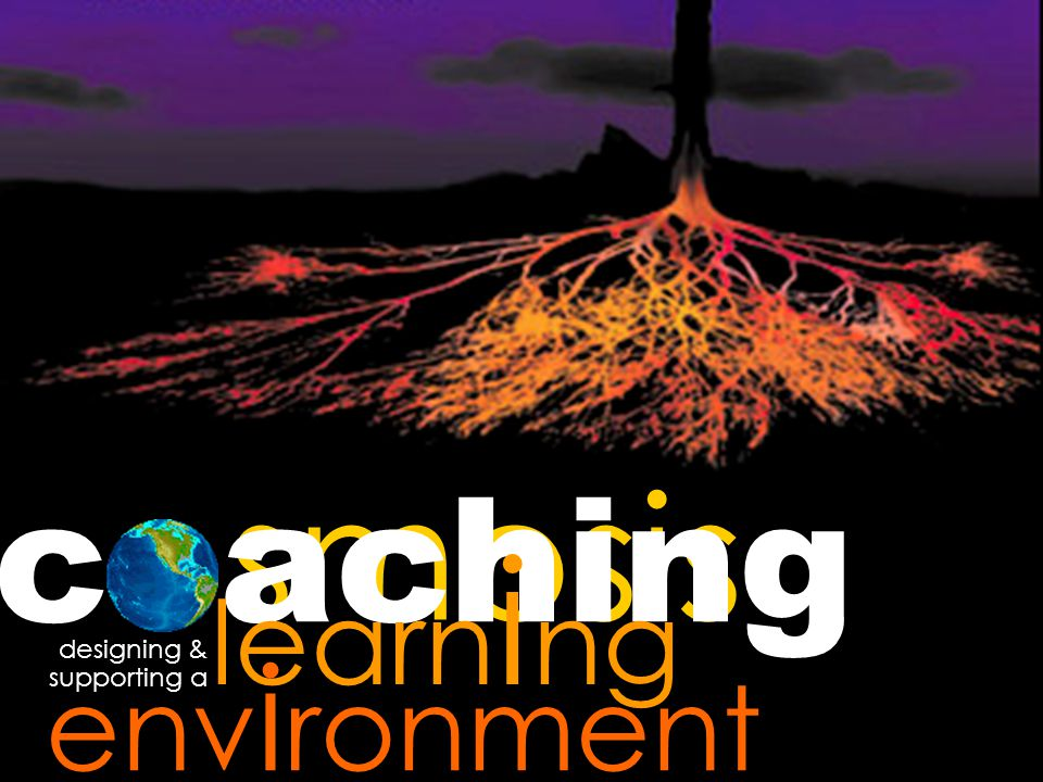 designing & supporting a smosis achingc env i ronment learn i ng