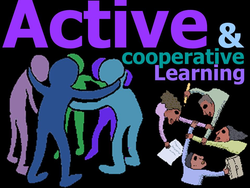 Active & cooperative Learning